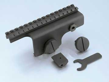 Matrix Full Metal Scope Mount Base for M14 Series Airsoft AEG Rifle.