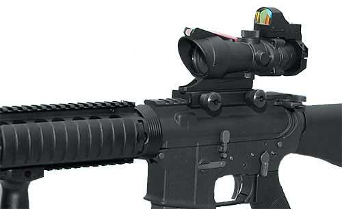 Matrix Auto Brightness Adjustment Micro Red Dot Sight w/ QD mount