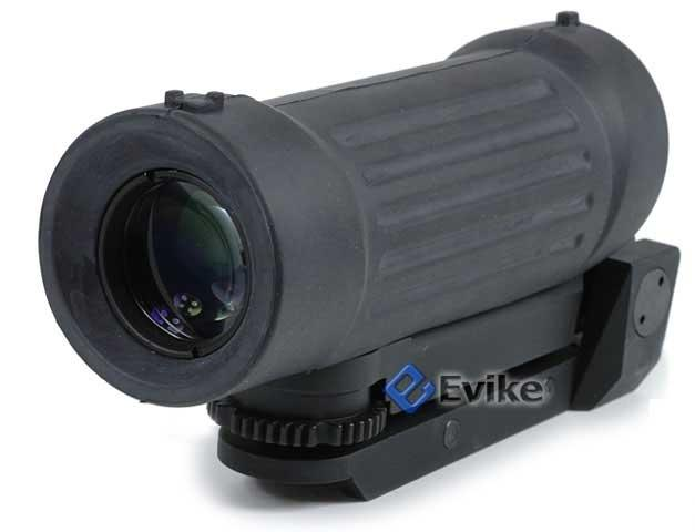 G&P C79 4x45 Optic For Airsoft AEG Rifles - Black