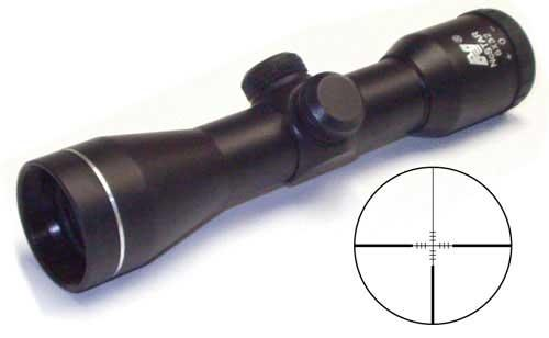 NC Star 6x32 Compact Tactical Rifle Scope
