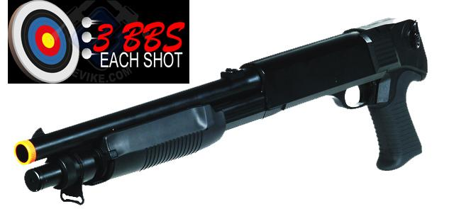 Bone Yard - UTG / DE / TSD M56 M3 Shotgun (Store Display, Non-Working Or Refurbished Models)