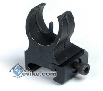 Tactical Full Metal RIS 614 Style Front Sight for M4/M16 Airsoft AEG