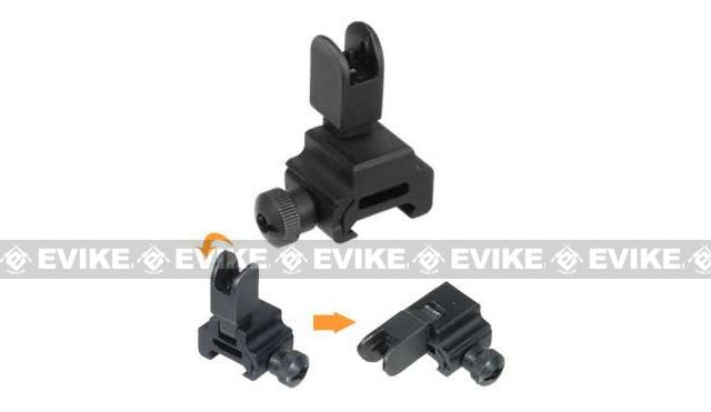 UTG Real Steel Grade Tactical Flip-Up Front Sight