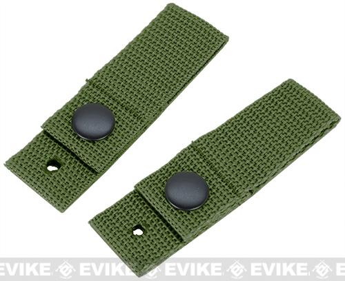 King Arms Goggle Sling for Helmets - OD Green
