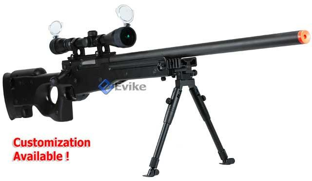 Bone yard - UTG / DE Type96 M59 M57 APS2 Airsoft Sniper Rifle (Scope and Bipod NOT included) (Store Display, Non-Working Or Refurbished Models)