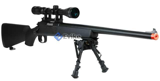 Bone Yard - Bar-10 VSR-10 Airsoft Sniper Rifle (Bipod and Scope NOT included) (Store Display, Non-Working Or Refurbished Models)