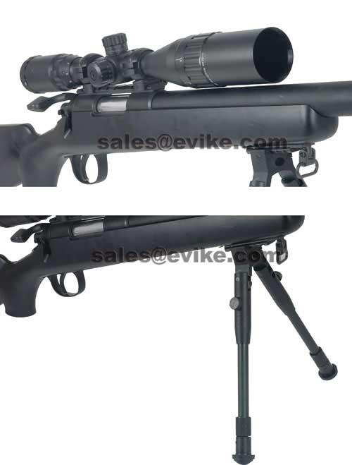Pre-Order ETA March 2017 Matrix VSR-10 MB03 Bolt Action Airsoft Sniper Rifle by WELL - Black (Package: Add 3-9x40 Scope)