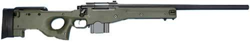 z Newest Version Tanaka M700 AICS Airsoft Sniper Rifle (OD)