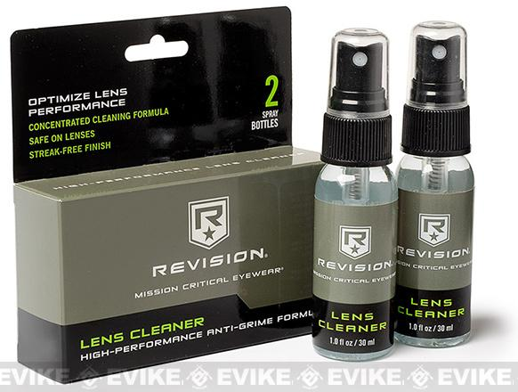 Revision Millsion Critical Eyewear Lens Cleaning Spray (2 bottles)