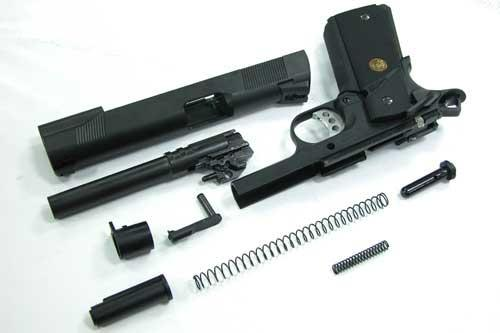 Guarder Enhanced Recoil / Hammer Spring for Marui MEU / M1911 (150%) Airsoft Gas Blowback.