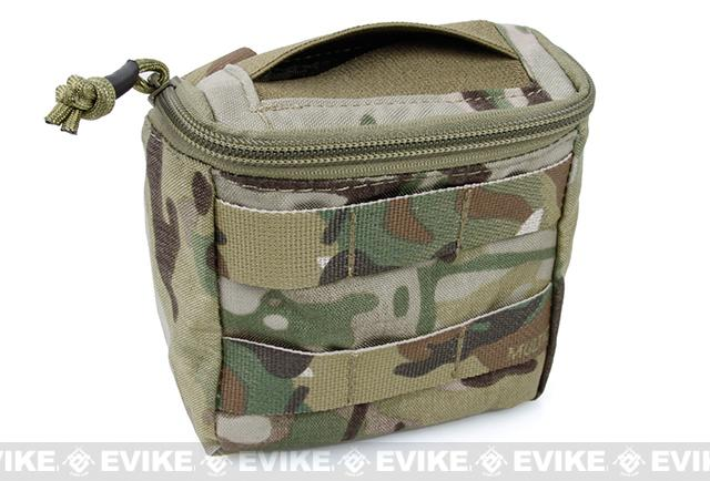 TMC Disposable EMT Glove Pouch  - Multicam