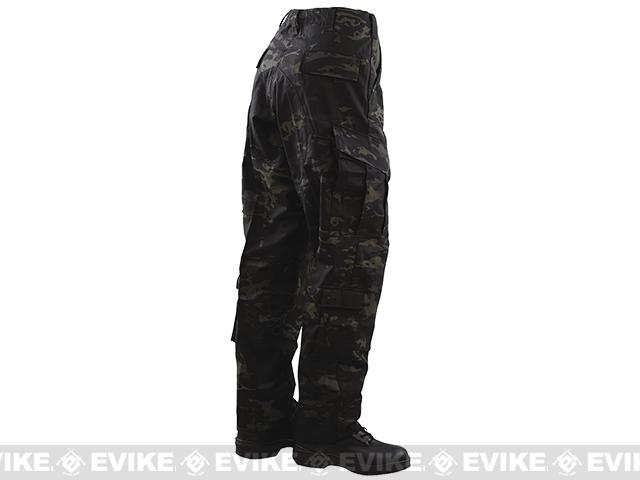 Tru-Spec Tactical Response Uniform Pants - Multicam Black (Size: X-Large Regular)