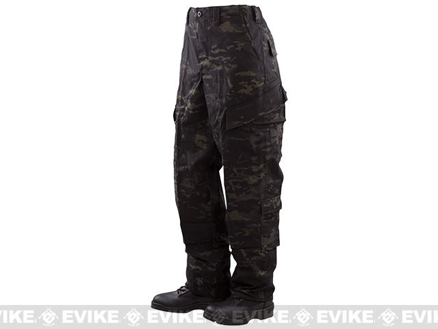 Tru-Spec Tactical Response Uniform Pants - Multicam Black (Size: Large Regular)