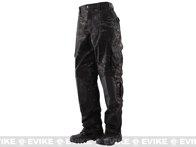 Tru-Spec Tactical Response Uniform Xtreme Pants - Multicam Black (Size: Small-Regular)