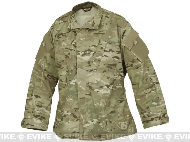 Tru-Spec Tactical Response Uniform Shirt - Multicam (Size: Large-Regular)