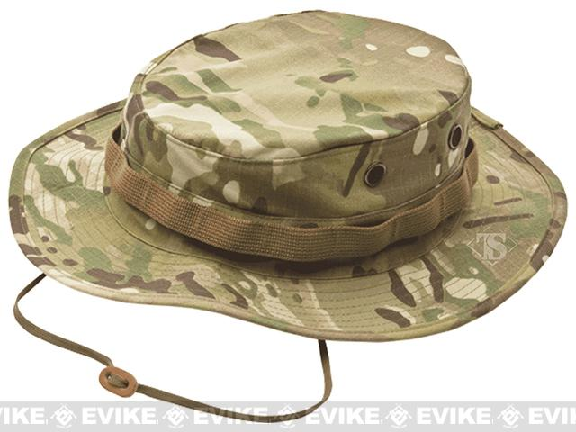 Tru-Spec Tactical Response Uniform Boonie Hat - Multicam (Size: 7 1/4)