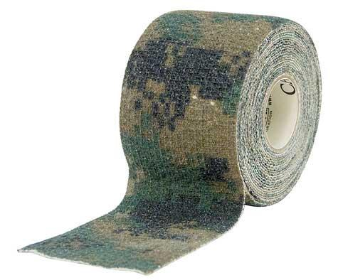 McNETT CAMO FORM(R) Camouflage Wrap - Marpat Woodland