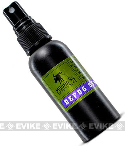Moondog Airsoft / Paintball 60ml Goggle DeFog Spray