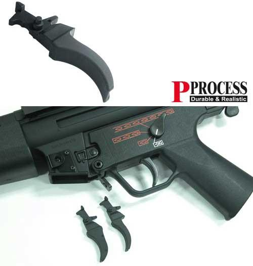 Guarder Steel Trigger for MP5 / Mod5 Series Airsoft AEG