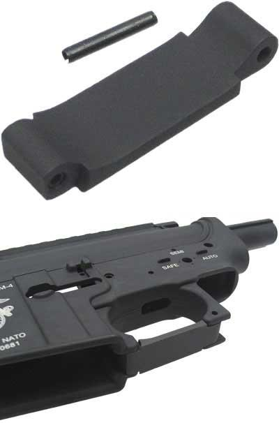 z King Arms Wide Type Trigger Guard For M4 / M16 Series Airsoft AEG