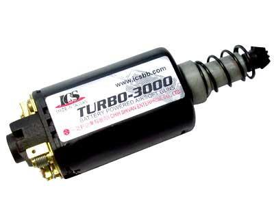 ICS Turbo 3000 Airsoft AEG Motor - Long Type
