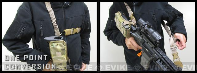 Condor STRYKE Two Point Bungee Sling - Multicam