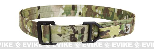 Condor Outdoor Forged Steel Tactical Riggers Belt - Multicam / Medium