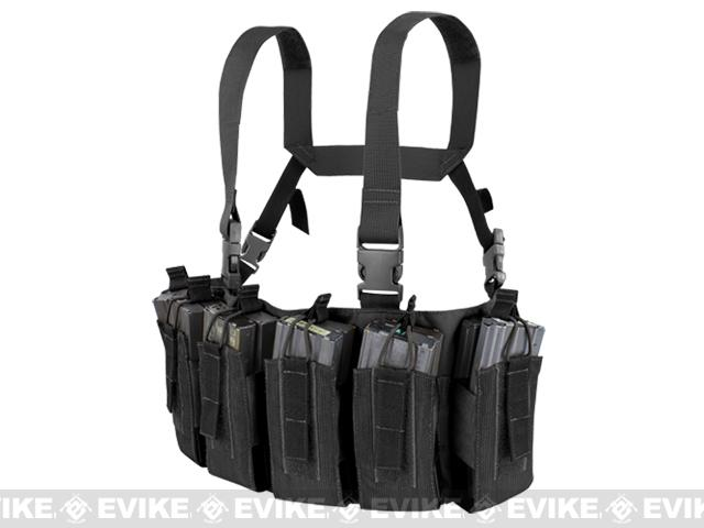 z Condor Barrage Chest Rig - Black