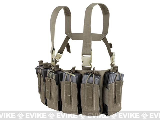 Condor Barrage Chest Rig - Ranger Green