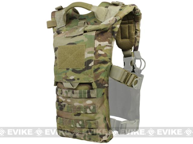 Condor Hydro Harness Hydration Carrier - MultiCam
