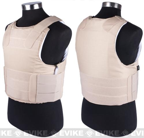 Bravo Tactical Gear Special Force Body Armor - (Tan)