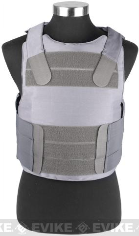 Bravo Tactical Gear Special Force Body Armor - (Ranger Grey)