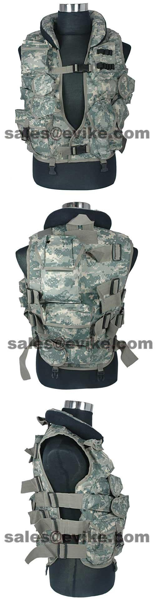 Fire Dragon SDU Special Level II Special Force Vest.(ACU)