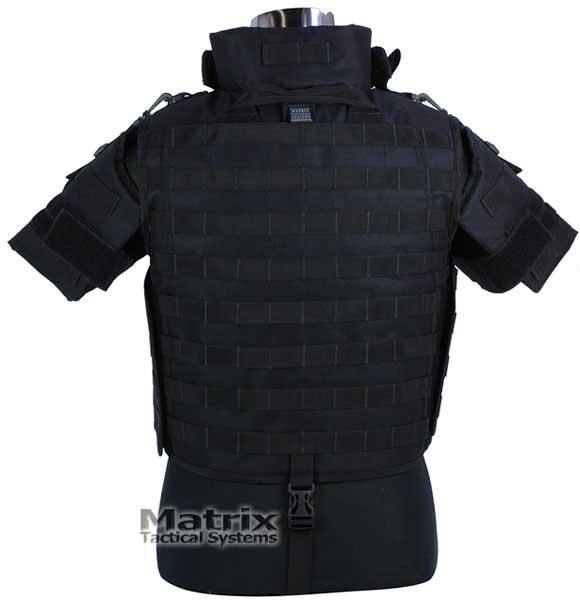 Matrix MOLLE S.D.E.U. High Speed Airsoft Tactical Vest (Black)