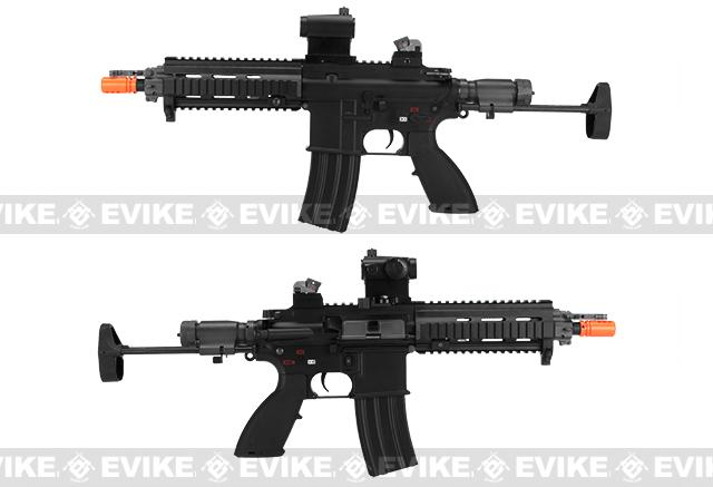WE-Tech 888C Compact M4 Airsoft AEG Rifle