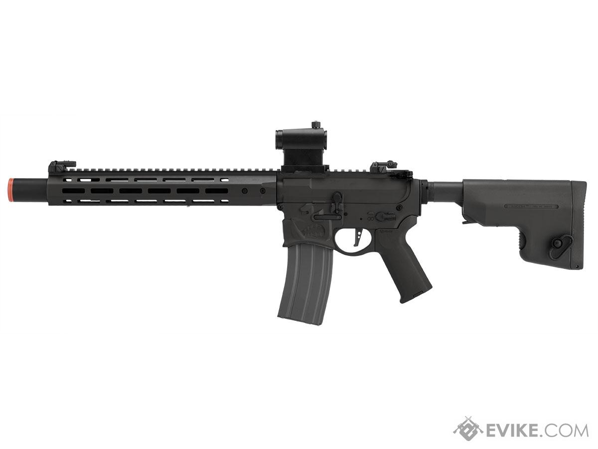 Pre-Order ETA August 2017 EMG / Sharps Bros Warthog Licensed Full Metal Advanced M4  Airsoft AEG Rifle (Color: Black / 15 Carbine)