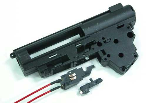 z Guarder Anti-Heat Wiring / Switch Assembly for V.3 Series Airsoft AEG (AK / G36)