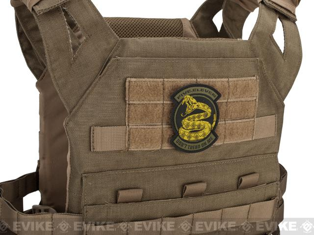z 5.11 Tactical Don't Tread On Me Embroidered Hook and Loop Morale Patch