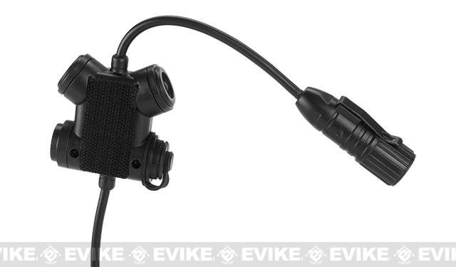 Z-Tactical Lynx Style PTT Adapter (Connector: Mobile Phone)