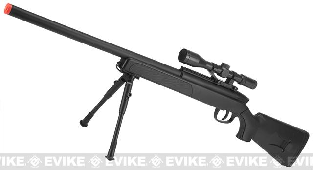 Bolt Action APS2 ZM51 Airsoft Sniper Rifle by ZM Ukarms Lancer Tactical