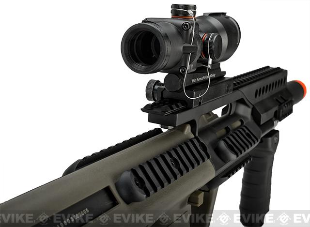 AUG A3 Spec-Ops Carbine Length Airsoft AEG Rifle by JG - Tan