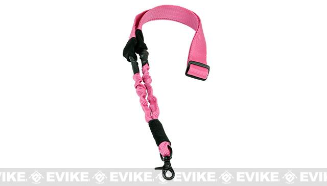 NcSTAR Single Point Tactical Bungee Sling - Pink