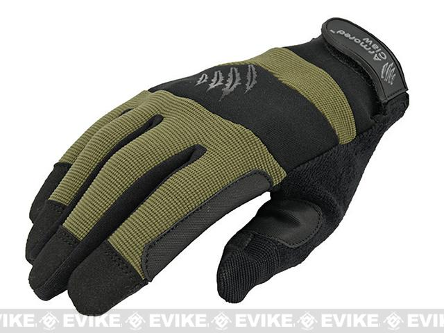 Armored Claw Accuracy Tactical Glove - OD Green (Size: Large)