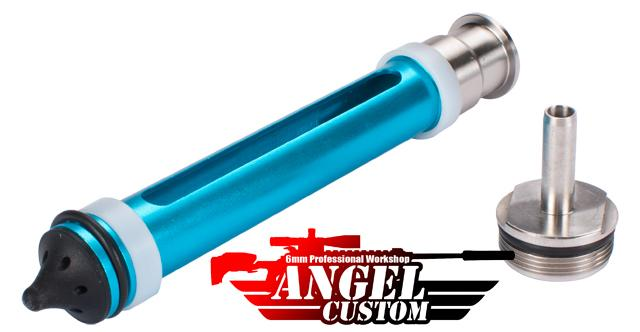 Angel Custom MAX Piston and Cylinder Head Set for Type-96 / M24 Series Airsoft Sniper Rifles