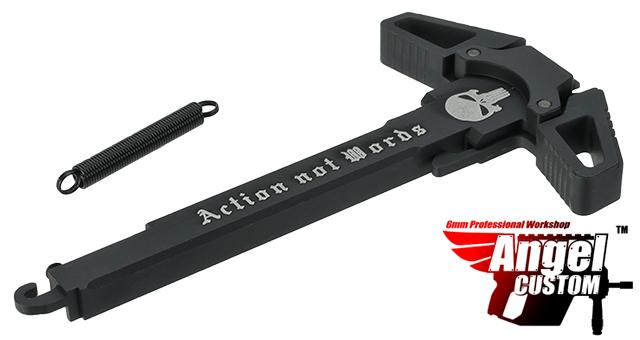 Angel Custom Call Of Duty Charging Handle for AR-15 M4 M16 Airsoft AEG Rifles - Action Not Words
