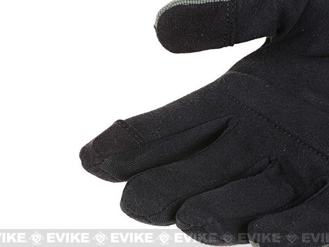Armored Claw CovertPro Tactical Glove - Sage (Size: Medium)