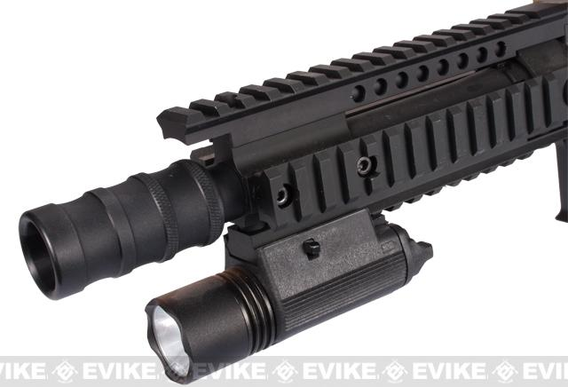 Angel Custom 14mm- CNC Patriot Krinkov Type Special Forces Airsoft Flashhider (14mm-)