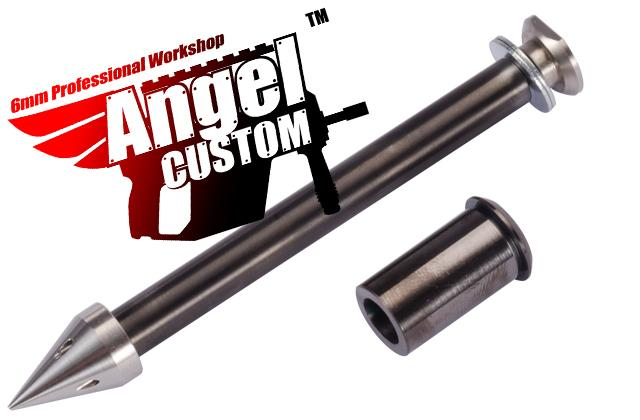 Angel Custom Hi-CAPA / 1911 4.3 Stainless Steel Rocket Recoil Spring Guide Set