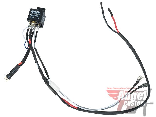 Angel Custom Upgraded Relay Switch Assembly For M249 Series Airsoft AEG