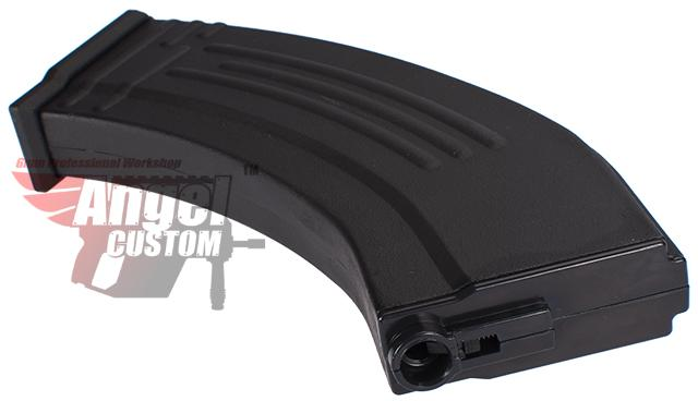 Angel Custom SR-47 Type 400rd Hi-Cap Magazine for M4 M16 Series Airsoft AEG - Set of 6